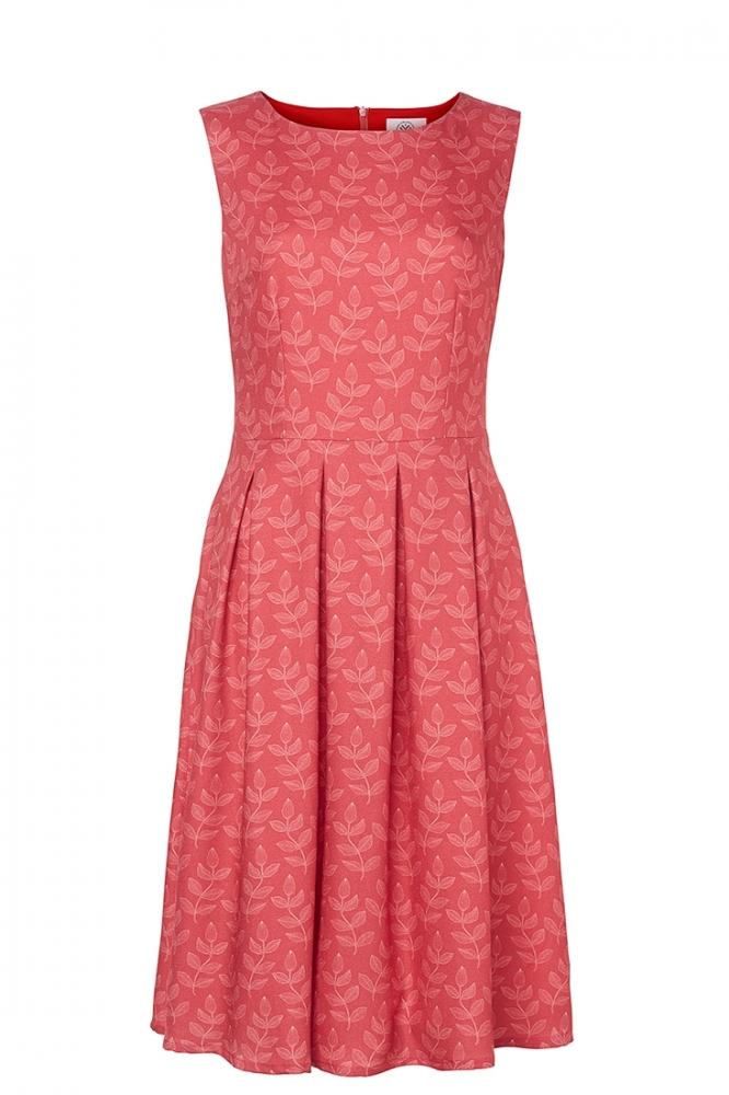 Isabelle-Dress-Coral